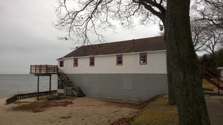 Boathouse Before